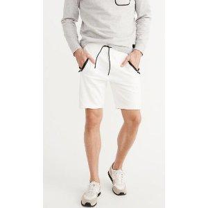 Mens Sport Fleece 短裤