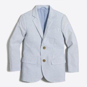 Boys' Thompson Suit Jacket In Seersucker : Boys' Jackets   J.Crew Factory