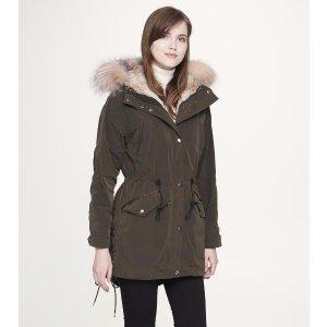 Gwen 保暖外套