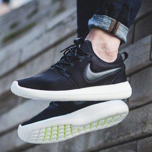 Nike Roshe Two - Men's - Running - Shoes - Black/Black/Black