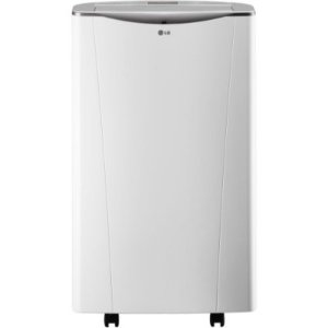 LG 14,000-BTU 115V Portable Air Conditioner with Wi-Fi Technology