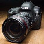 Canon EOS 5D Mark IV & 6D Mark II Sale