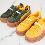 Fenty 最新 The Cleated Creeper 两款新色现已发售