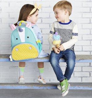 $20.99(原价$29.95)Skip Hop Zoo 独角兽造型儿童背包