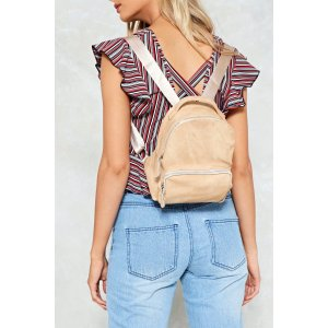 WANT Small World Backpack | Shop Clothes at Nasty Gal!
