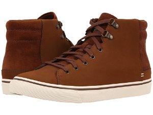 简约帅气高帮鞋!$49.99包邮两色可选!Ugg Australia 男士休闲鞋