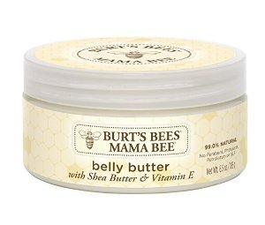 怀孕妈妈必备!$10.4 (原价$12)小蜜蜂Burt's Bees防妊娠纹舒缓霜 6.5盎司装
