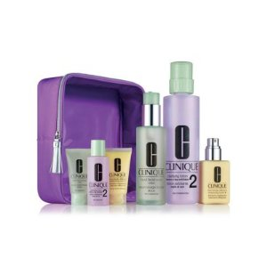 Great Skin Home and Away Set for Drier Skin - 92.00 Value