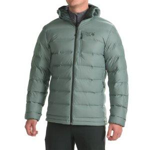 Mountain Hardwear StretchDown Plus Hooded Down Jacket - 750 Fill Power (For Men)