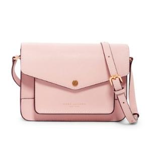 $129Marc Jacobs Saffiano Mini Messenger Crossbody Bag