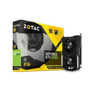 ZOTAC GeForce GTX 1050 Ti OC Edition | Jet.com