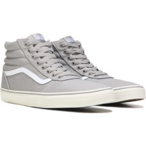 Vans Ward MTE High Top Skate Shoe Drizzle/Marshmallow