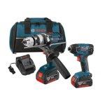 Bosch cordless power tools