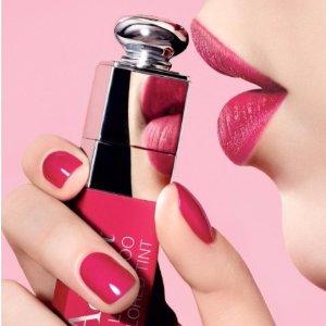 最高16件好礼+免税Dior美妆护肤产品热卖