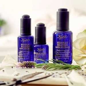 Free 4-pc Giftwith $85 Kiehl's Midnight Recovery Product Purchase @ Saks Fifth Avenue