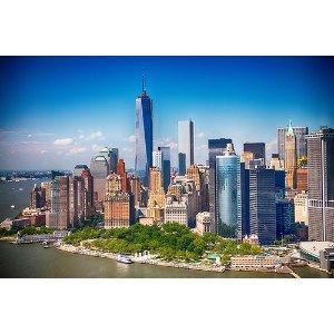 【美东环线】高星经典5天:纽约+费城+华盛顿DC+大瀑布夜景
