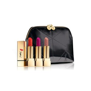 Rouge Pur Couture Kiss & Love Collector's Trio Set | YSL