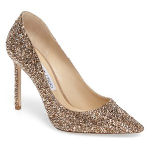 Crystal Romy Pump
