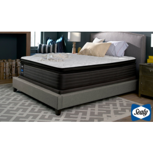 Sealy Response Performance Cushion Firm or Plush Pillowtop Mattress Set. Free White Glove Delivery.