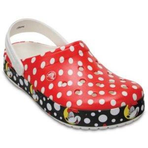 Crocband™ Minnie™ Clogs