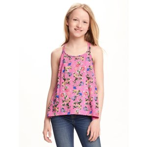 Strappy Swing Tank for Girls | Old Navy