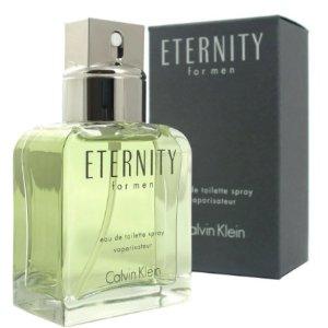 Calvin Klein Eternity EDT Spray for Men, 6.7 Oz