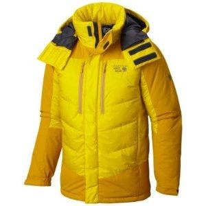 Men's Glacier Guide Down Parka | MountainHardwear.com