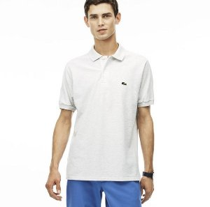 $61.99($89.5)Lacoste Men's Classic L.12.12 Chine Piqué Polo Shirt