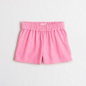 Girls' boardwalk pull-on short : shorts | J.Crew Factory