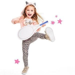 40% Off + Extra 25% OffGirl's Cozy Active Apparel @ OshKosh BGosh