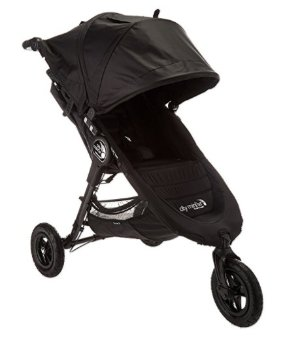 $259.99Baby Jogger 2016 City Mini GT Single Stroller - Black/Black