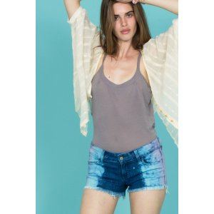 Shorts Camilla Cut Off Short - Siwy Denim