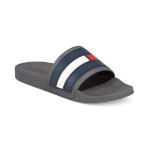 Tommy Hilfiger Men's Elwood Slide Sandals, Only At Macy's - All Men's Shoes - Men - Macy's