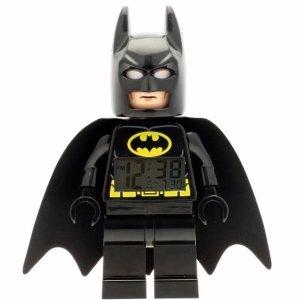 $12.99史低价:LEGO 超级英雄系列 LED 电子闹钟六款随机发