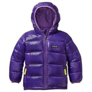 Patagonia                 Baby Hi-Loft Down Sweater Hoody
