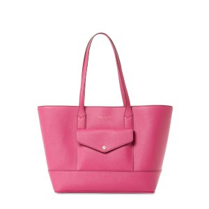 Marc Jacobs Large Saffiano Leather Tote