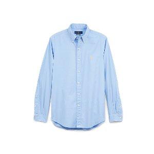 Standard Fit Cotton Shirt