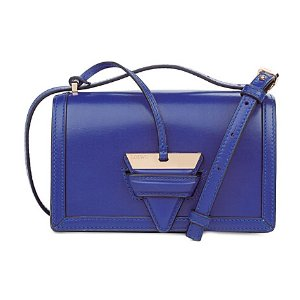 LOEWE - Barcelona small leather shoulder bag |