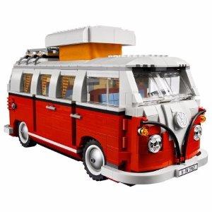 LEGO Creator Expert Volkswagen T1 Camper Van 10220 - Walmart.com