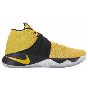 Nike Kyrie 2 - Men's - Basketball - Shoes - Kyrie Irving - Tour Yellow/Black/White