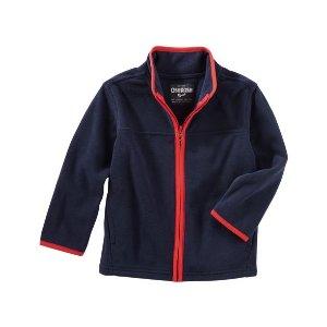 Full-Zip B'gosh Fleece Cozies