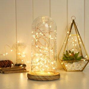 $9led string light