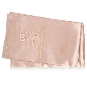 slip Queen Pure Silk Pillowcase - Caramel - Dermstore