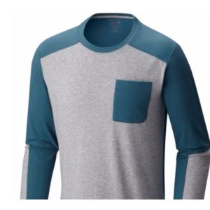 Men's Burdell™ Long Sleeve T | MountainHardwear.com