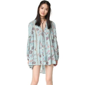 Free People Just The Two Of Us Printed Dress | SHOPBOP