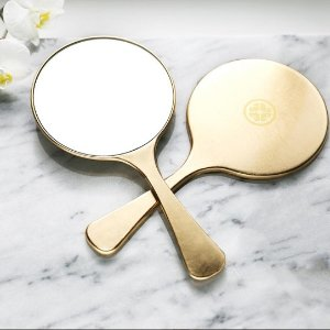 Gold-leafed MirrorWith Any Purchase of $150 @ Tatcha