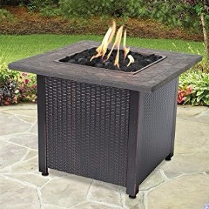 $124Endless Summer Outdoor Fireplaces@Amazon.com
