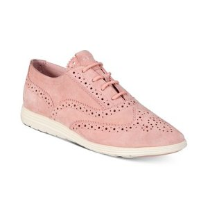 Cole Haan Grand Tour Oxford Sneakers - All Women's Shoes - Shoes - Macy's