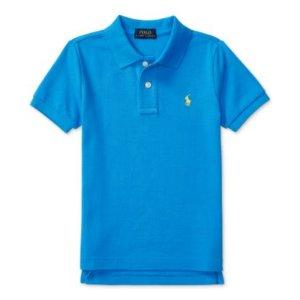 Ralph Lauren Mesh Polo Shirt, Toddler Boys (2T-4T) & Little Boys (2-7)