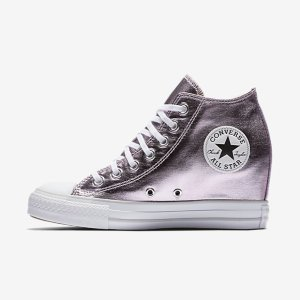Converse Chuck Taylor All Star Lux Metallic Mid Top